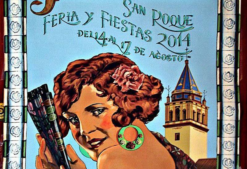 Comienza la Feria y Fiestas de San Roque de El Coronil