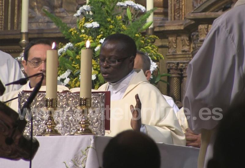 Óscar Uwitonze será el nuevo párroco de Santa Marta de Los Molares
