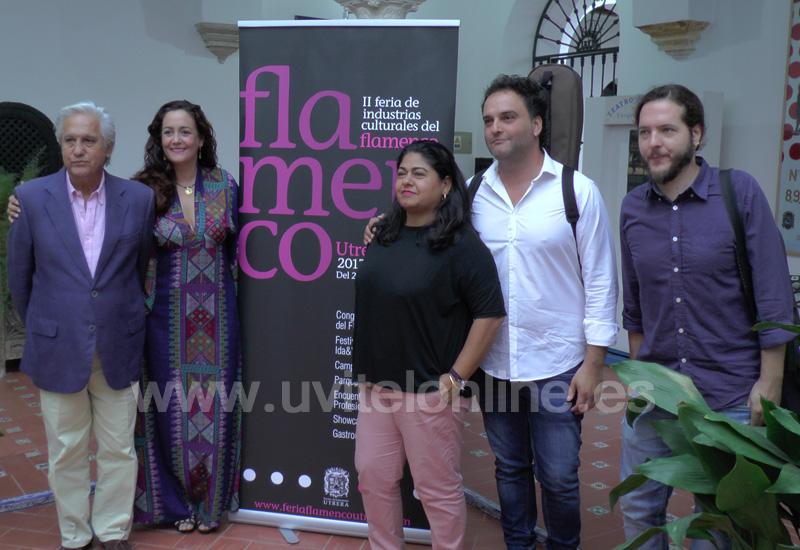 Cristóbal Ortega abría la segunda jornada de la II Feria de Industrias Culturales del Flamenco