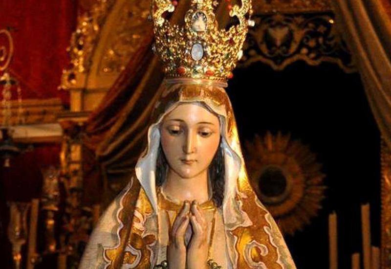 Los Molares celebrará este domingo su romería en honor a la Virgen de Fáftima