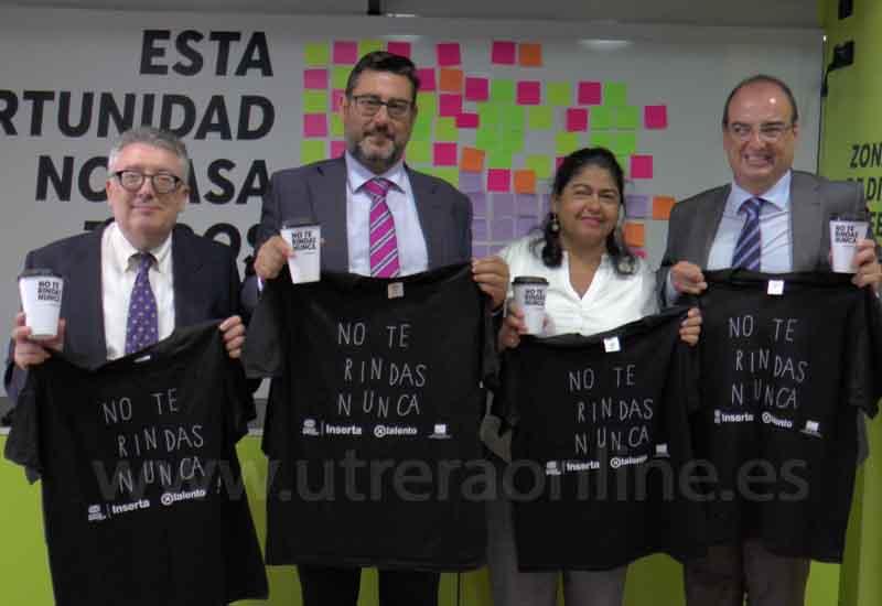 FUNDACIÓN ONCE LLEGA A UTRERA PARA ACERCAR A LOS JÓVENES CON DISCAPACIDAD AL EMPLEO