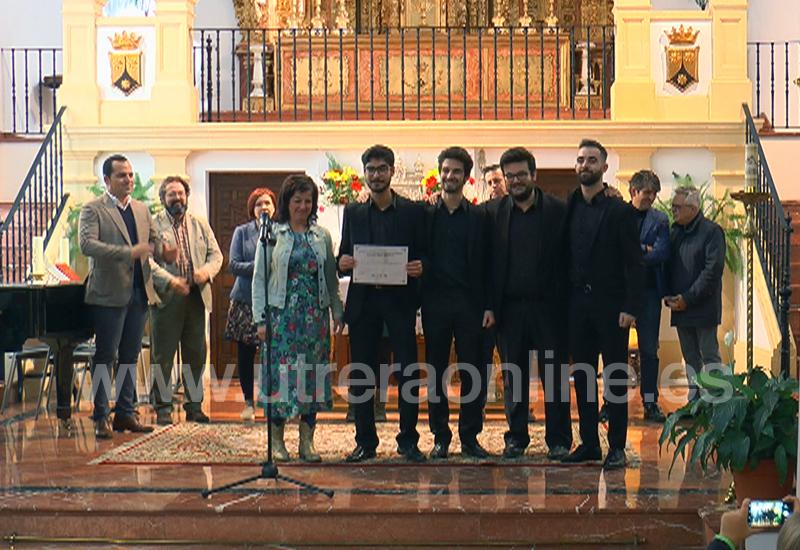 EL CUARTETO DE CLARINETES AL ANDALUS, GANADOR DEL I CONCURSO NACIONAL DE MÚSICA DE CÁMARA ABATE MARCHENA
