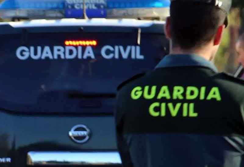 LA GUARDIA CIVIL DESARTICULA UN GRUPO CRIMINAL DEDICADO A ROBAR EN NAVES INDUSTRIALES