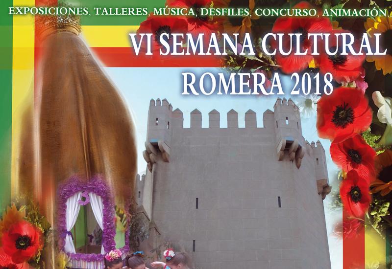 LOS MOLARES CELEBRARÁ LA VI SEMANA CULTURAL ROMERA DEL 2 AL 8 DE MAYO