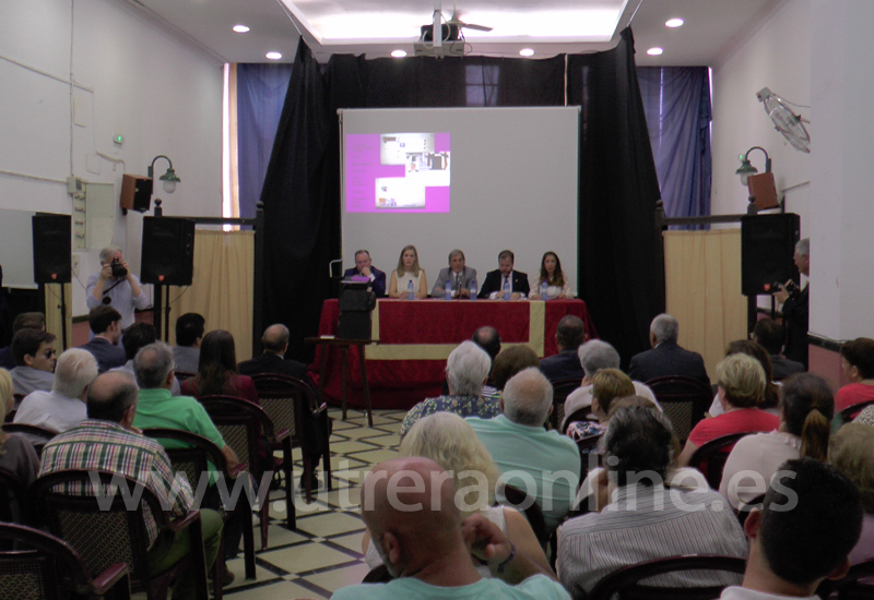 JUAN APRESA PRESENTÓ SU CANDIDATURA Y PROYECTOS PARA LA HERMANDAD DE JESÚS NAZARENO