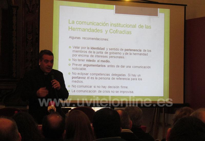 ESTE SÁBADO COMIENZAN LOS CURSOS DE FORMACIÓN DEL CONSEJO DE HERMANDADES Y COFRADÍAS DE UTRERA