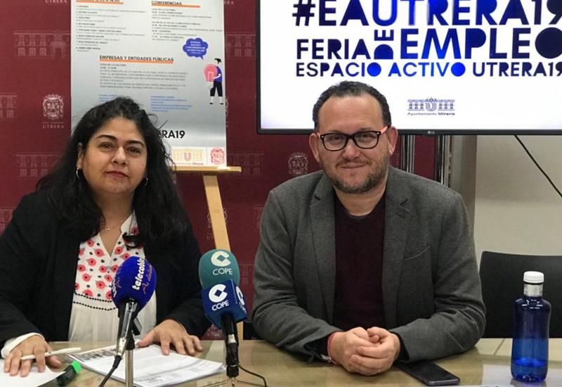 UTRERA SERÁ SEDE DE UNA FERIA DEL EMPLEO EL PRÓXIMO 15 DE FEBRERO
