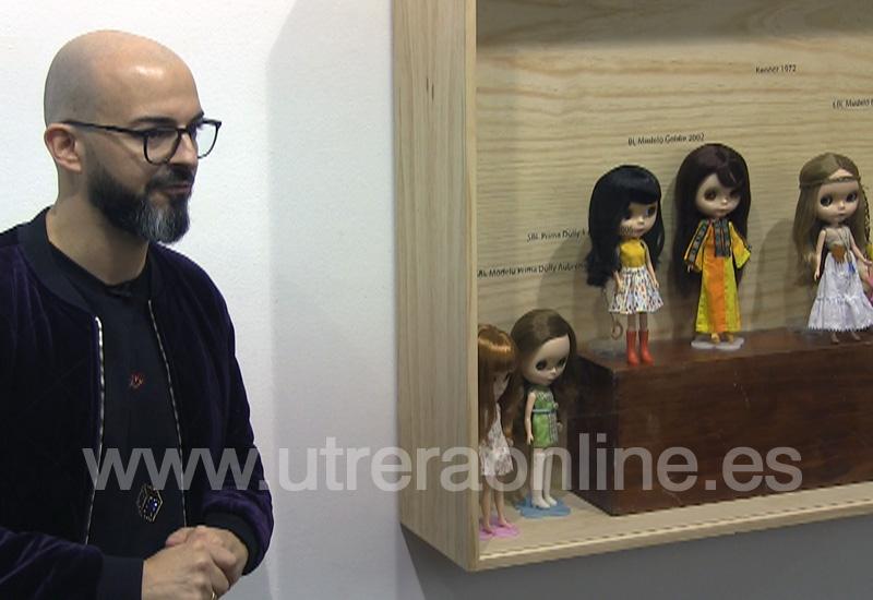 """LA EXPOSICIÓN """"MÁS AMOR"""" DE RAFAEL R. GIRONA ABRE AL PÚBLICO EN EL ESPACIO SANTA CLARA DE MORÓN"""