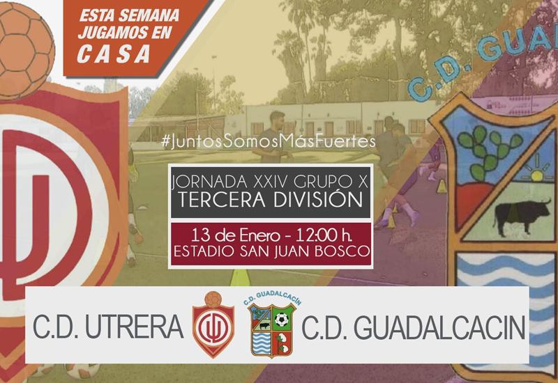 CD Utrera – CD Guadalcacín: toca despejar dudas (si las hubiera).