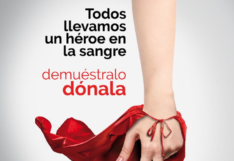 NUEVA CAMPAÑA SOLIDARIA DE DONACIÓN DE SANGRE EN UTRERA DEL 28 DE ENERO AL 1 DE FEBRERO