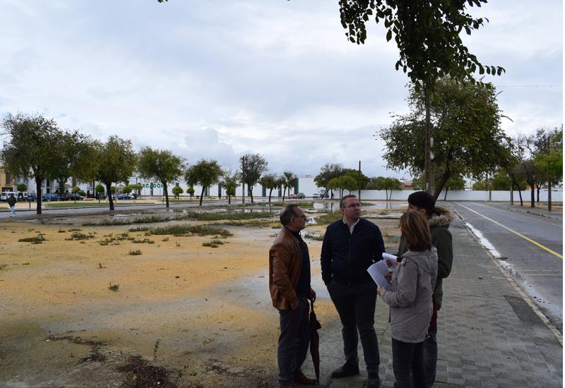 EL AYUNTAMIENTO DE LOS PALACIOS Y VILLAFRANCA RECUPERA 28.437 M2 DE SUELO PÚBLICO