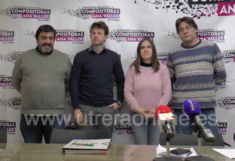 3 OBRAS SON LAS FINALISTAS DEL I CONCURSO NACIONAL DE COMPOSITORAS ANA VALLER
